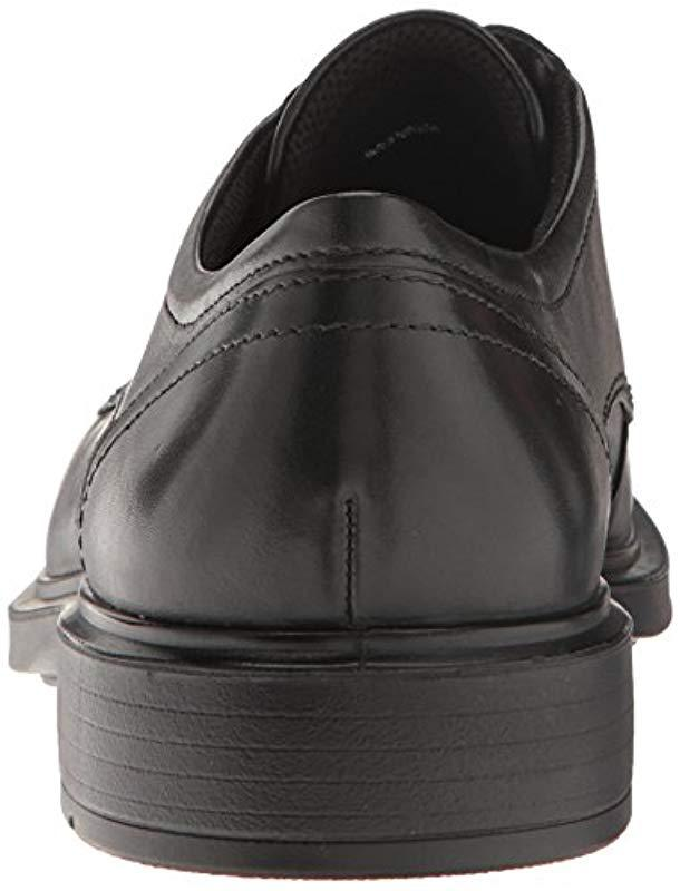 Lyst Ecco Helsinki Santiag Toe In Black For Men Save