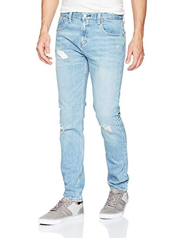 For Blue Lyst Jean Fit Paeqh Slim In Save Levi's Taper Men 512 WH92IED