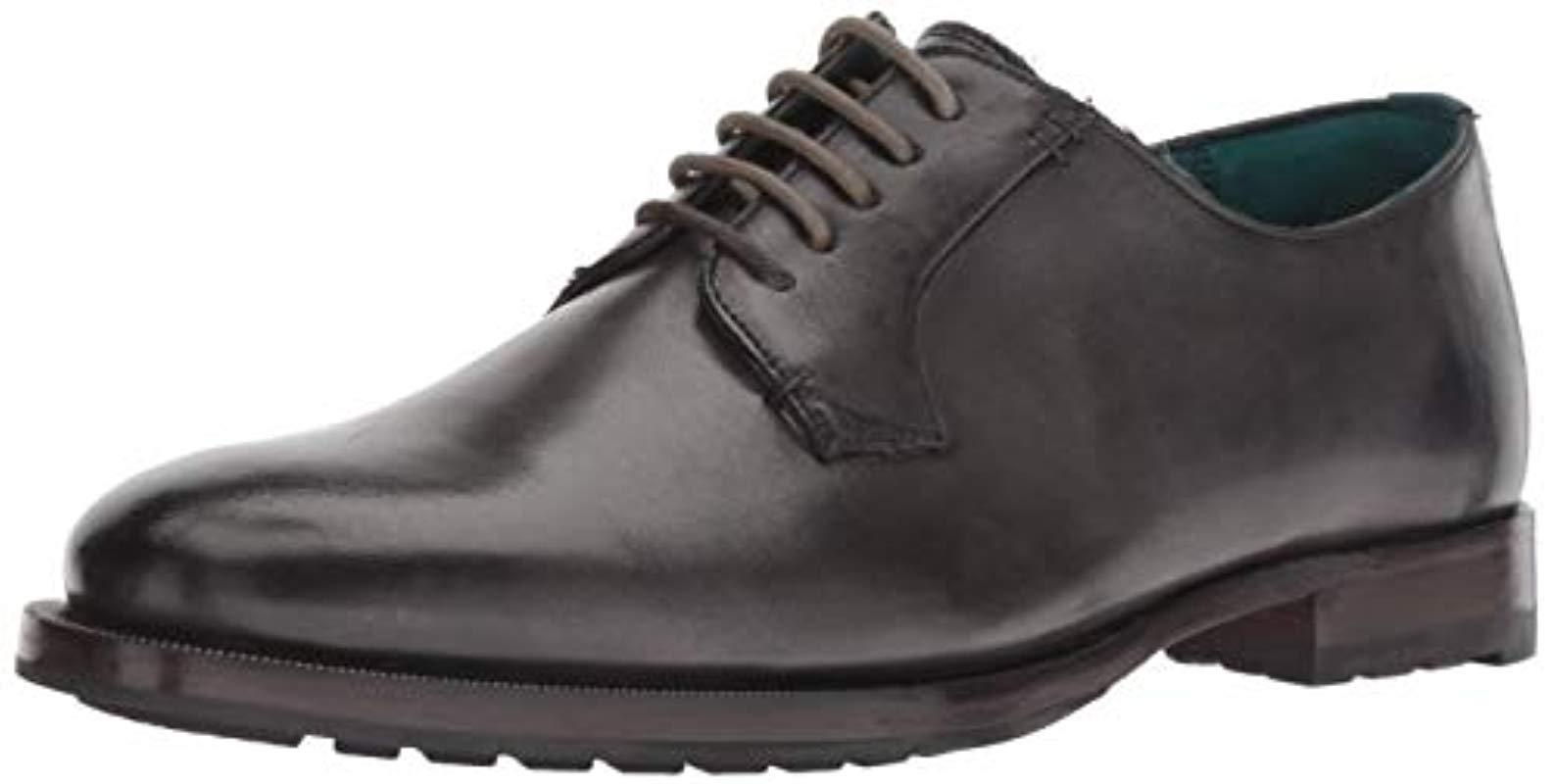 740ae0a3b530 Lyst - Ted Baker Silice Oxford in Gray for Men