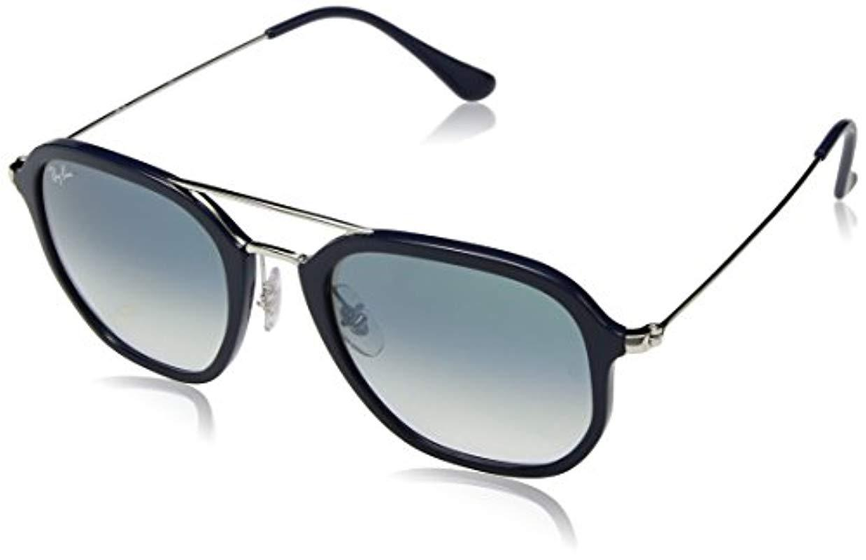 35819776a85 Lyst - Ray-Ban Unisex 0rb4273 52mm in Blue - Save 49%