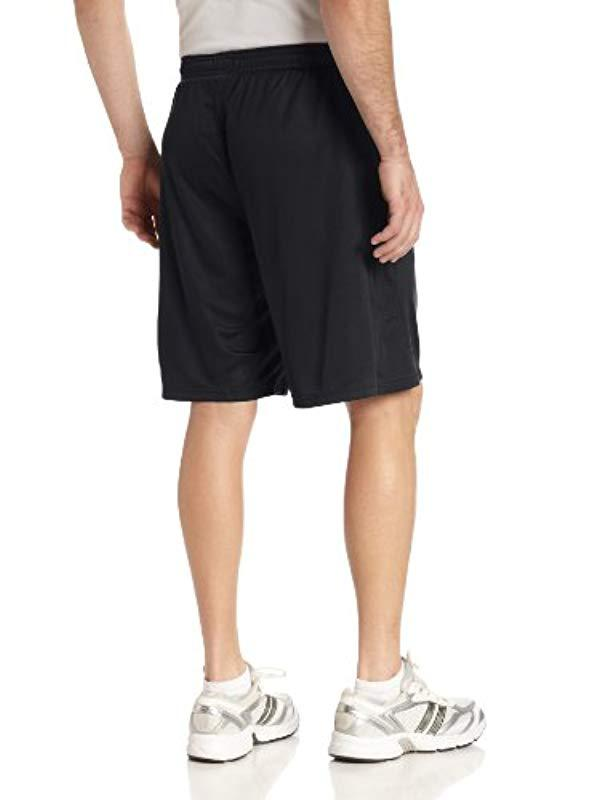 16abed5c420b Lyst - Champion Powertrain Double Dry Performance Short in Black for Men