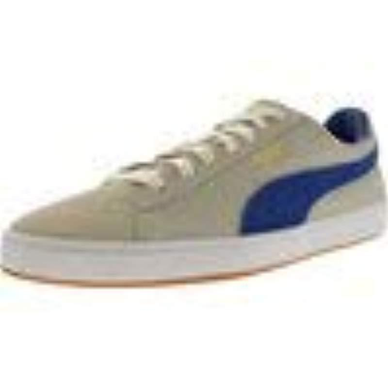 PUMA - White Suede Classic Weatherproof Sneaker for Men - Lyst. View  fullscreen 683391a66