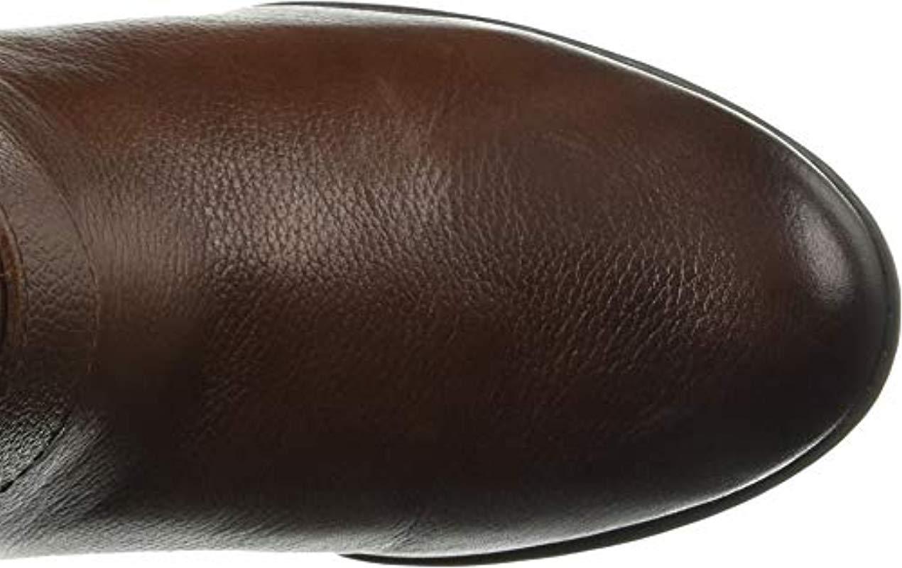55c72d0c3a5 Naturalizer - Brown Jessie Wide Calf - Lyst. View fullscreen