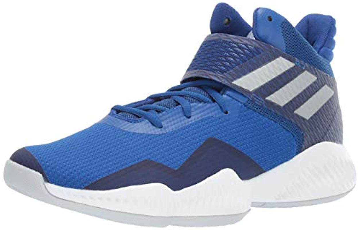 e73278448f0ed Lyst - adidas Explosive Bounce 2018 Basketball Shoe in Blue for Men