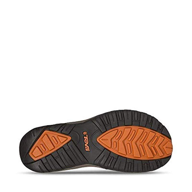 20b1b44405291e Lyst - Teva Pajaro Flip-flop in Brown for Men - Save 27.272727272727266%
