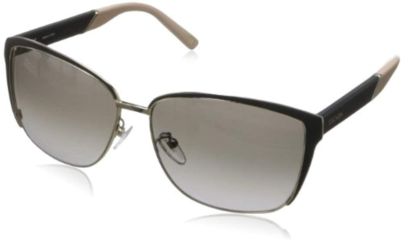 1edfbddd0a Lyst - ESCADA Sunglasses Ses833v60300v Square Sunglasses