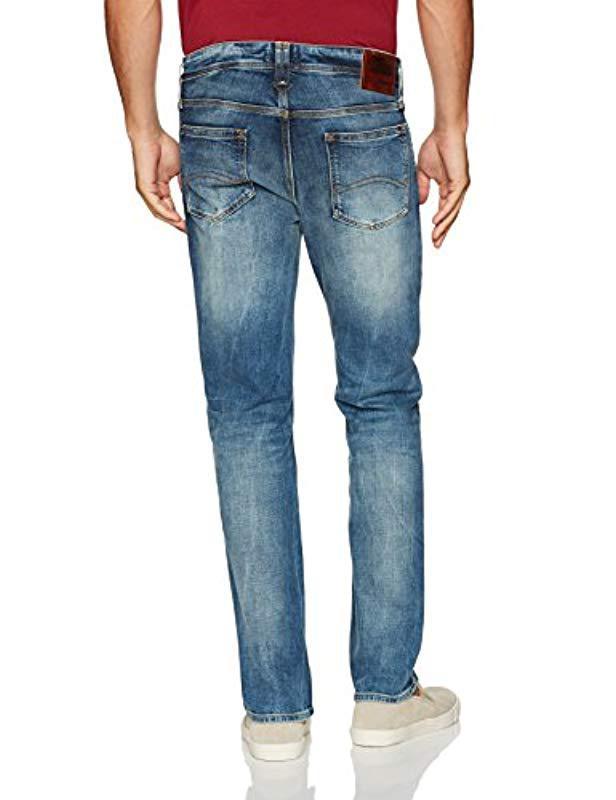 aec7b77c Lyst - Tommy Hilfiger Denim Jeans Original Ryan Straight Fit Jean in Blue  for Men