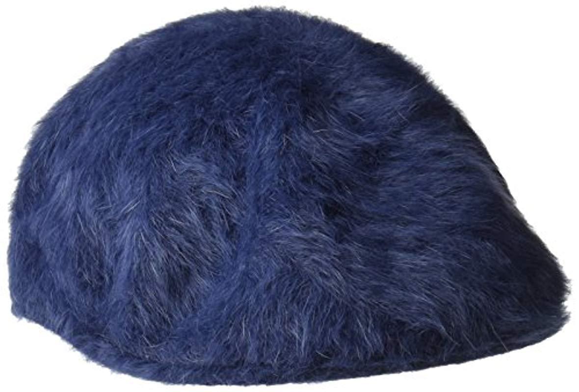 bb1fdbf8039ee Lyst - Kangol Furgora 504 Cap in Blue for Men