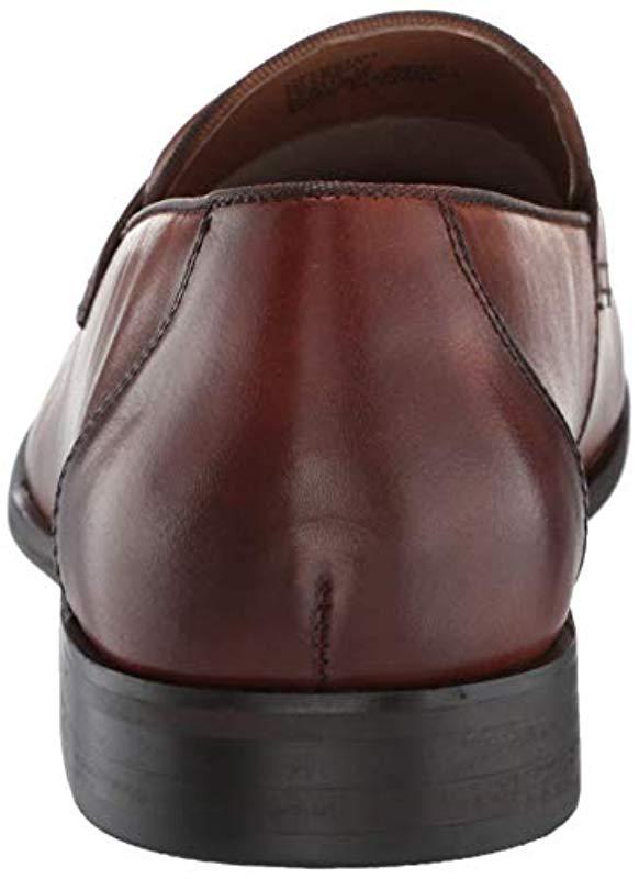 9b40ffa8885 Lyst - Steve Madden Offbeat Loafer in Brown for Men