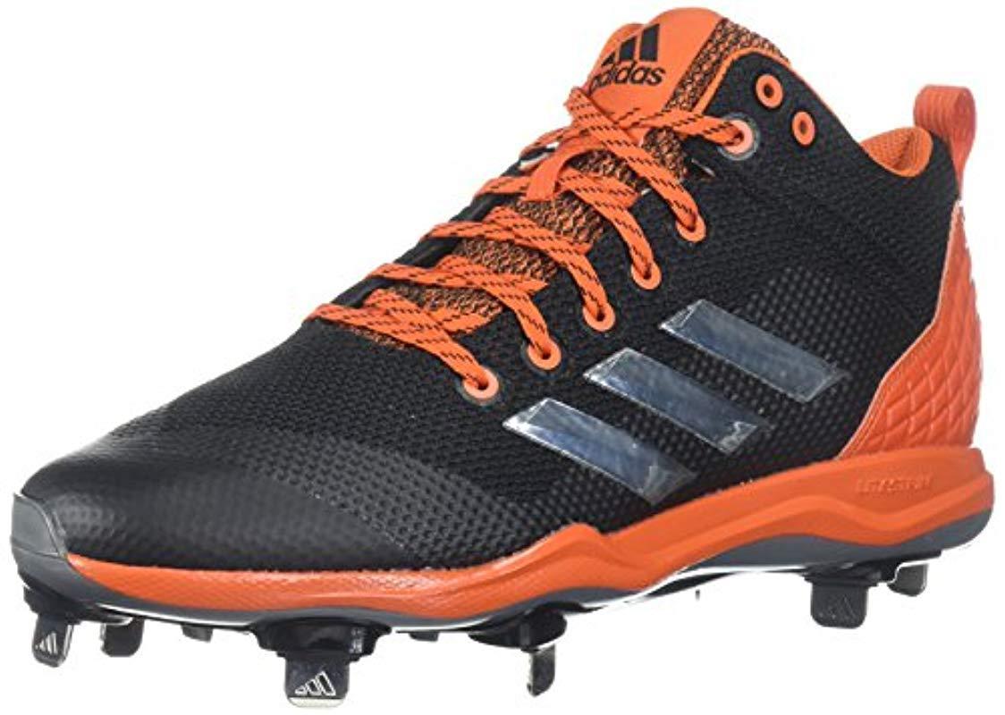 los angeles 06af1 b44cb adidas. Men s Freak X Carbon Mid Baseball Shoe Core Black ...