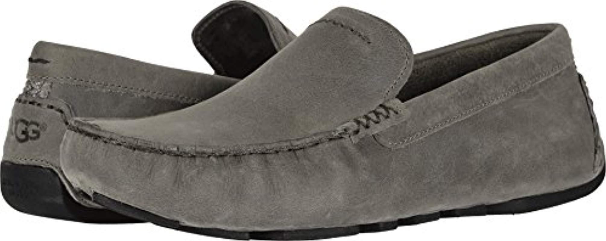 9bb59c8e686 Men's Gray Henrick Driving Style Loafer