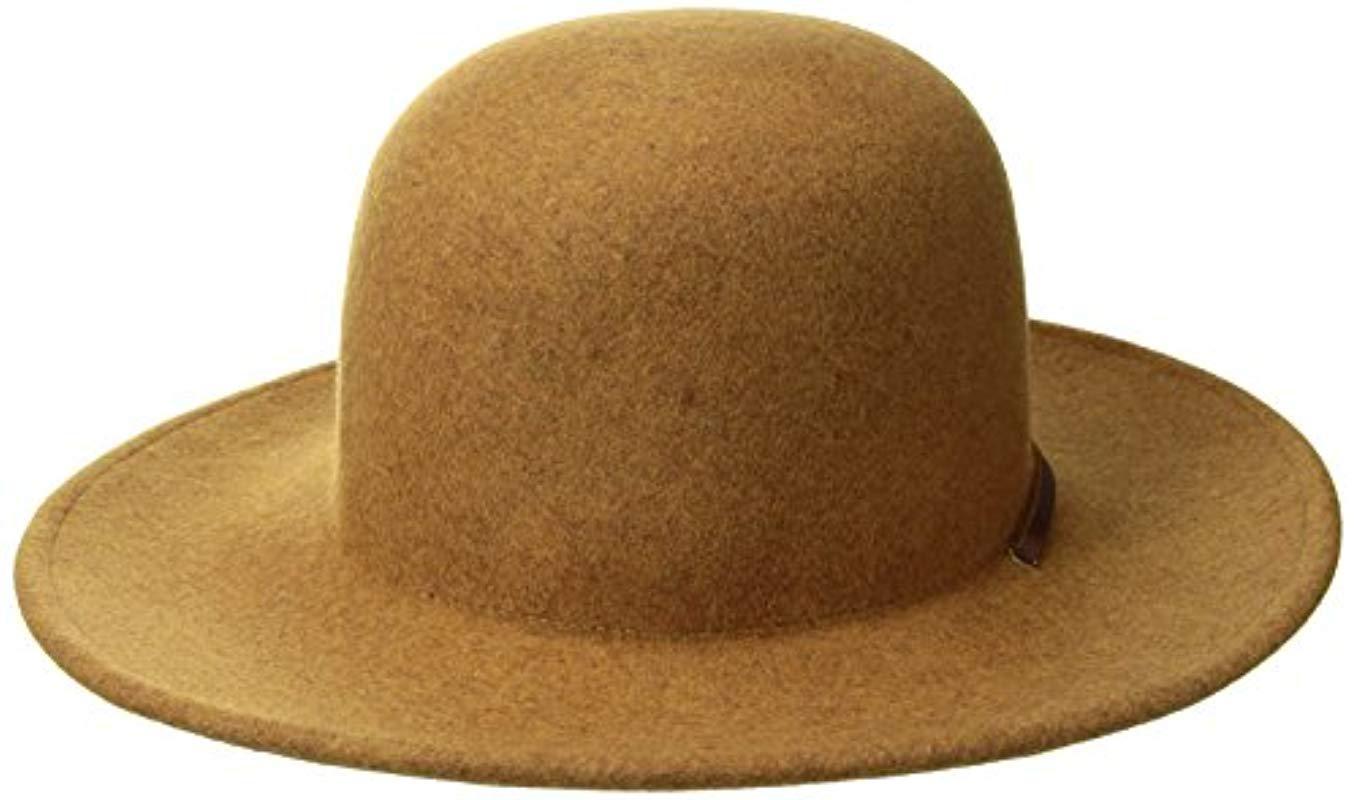 9da092aa4c Lyst - Brixton Tiller Hat in Brown for Men - Save 16%