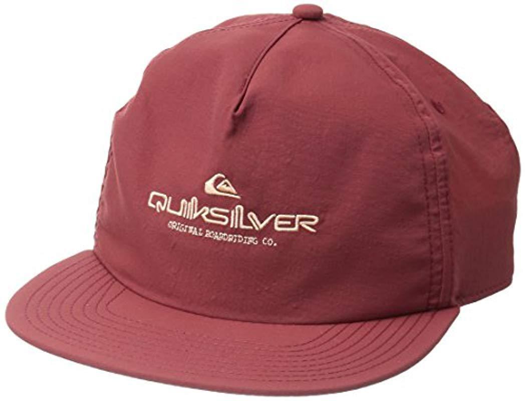 Lyst - Quiksilver Originator Trucker Hat for Men - Save 18% eeafead97ab