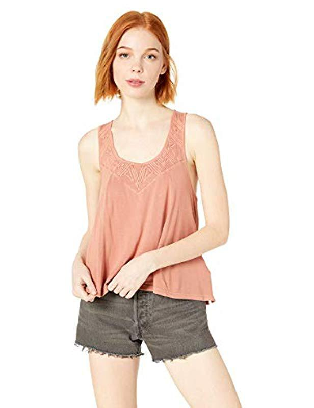 e8c77b83980 O neill Sportswear. Women s Conner Knit Tank With Embroidery