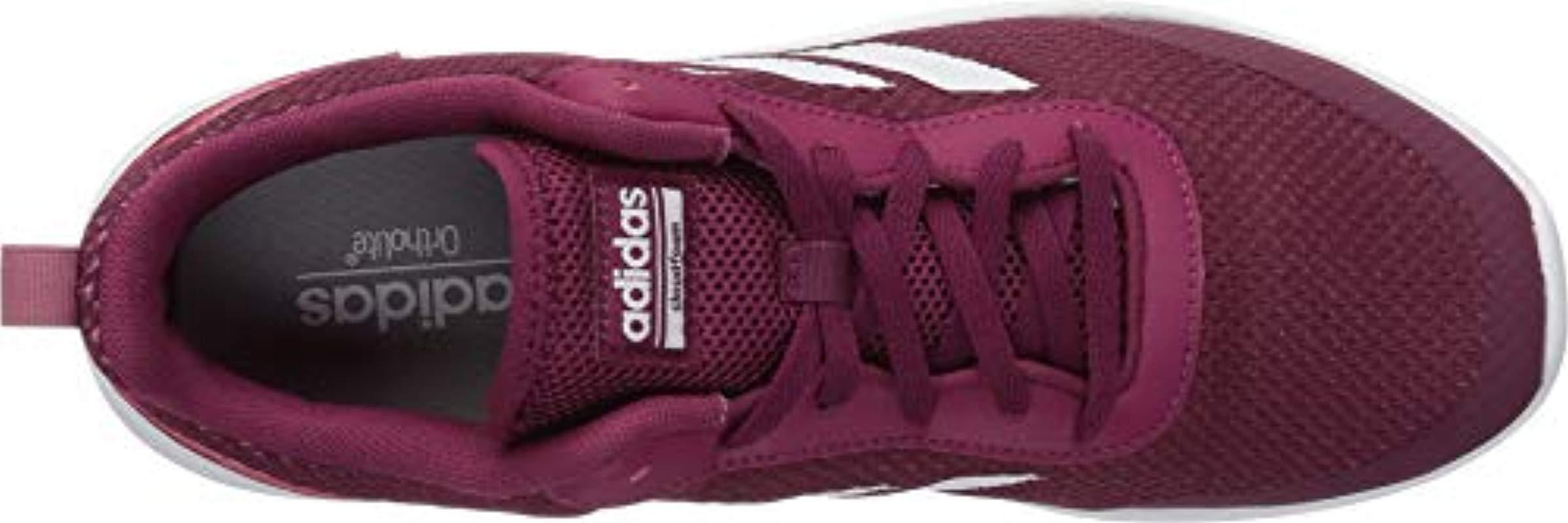 Adidas - Purple Cf Element Race W Running Shoe - Lyst. View fullscreen 0db818db35cdf