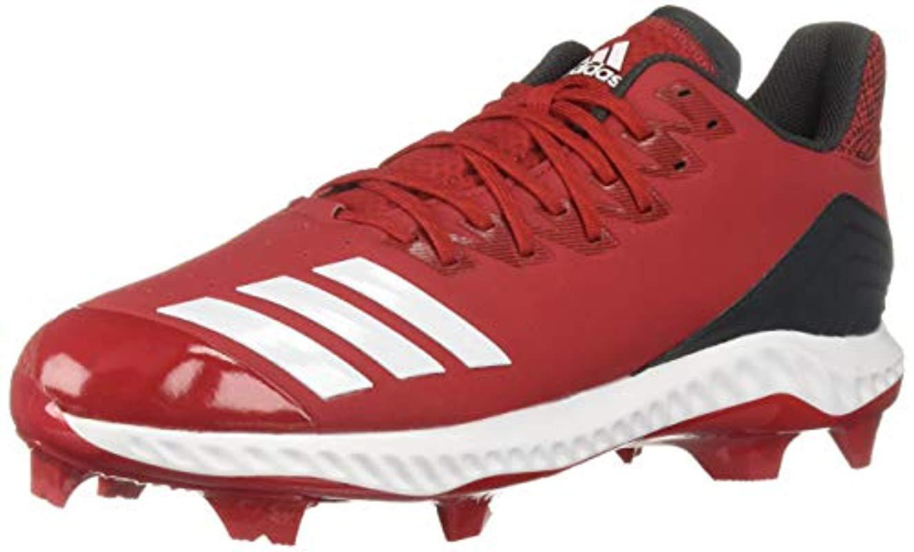 c890b0f324a13 Lyst - Adidas Icon Bounce Tpu in Red