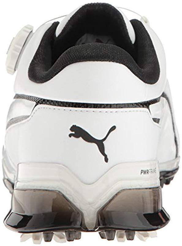 66919f0826b PUMA - Black Titantour Ignite Disc Golf-shoes for Men - Lyst. View  fullscreen