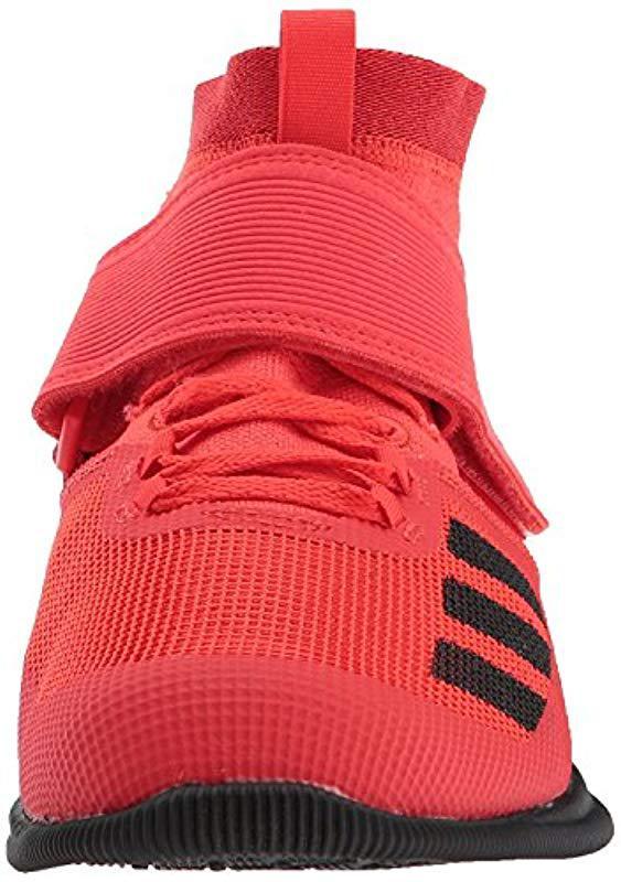 cbbff299295a33 Adidas - Red Crazy Power Rk Cross Trainer for Men - Lyst. View fullscreen