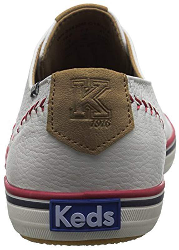 1bbfb1e1a8ce0 Keds - Multicolor Champion Pennant Baseball Fashion Sneaker - Lyst. View  fullscreen