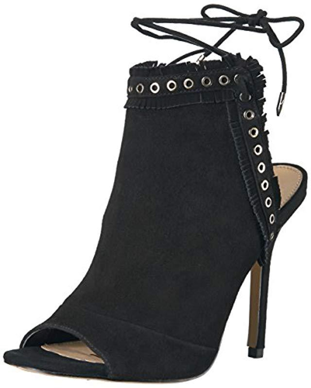 381dbc852 Lyst - Sam Edelman Artie Ankle Bootie in Black