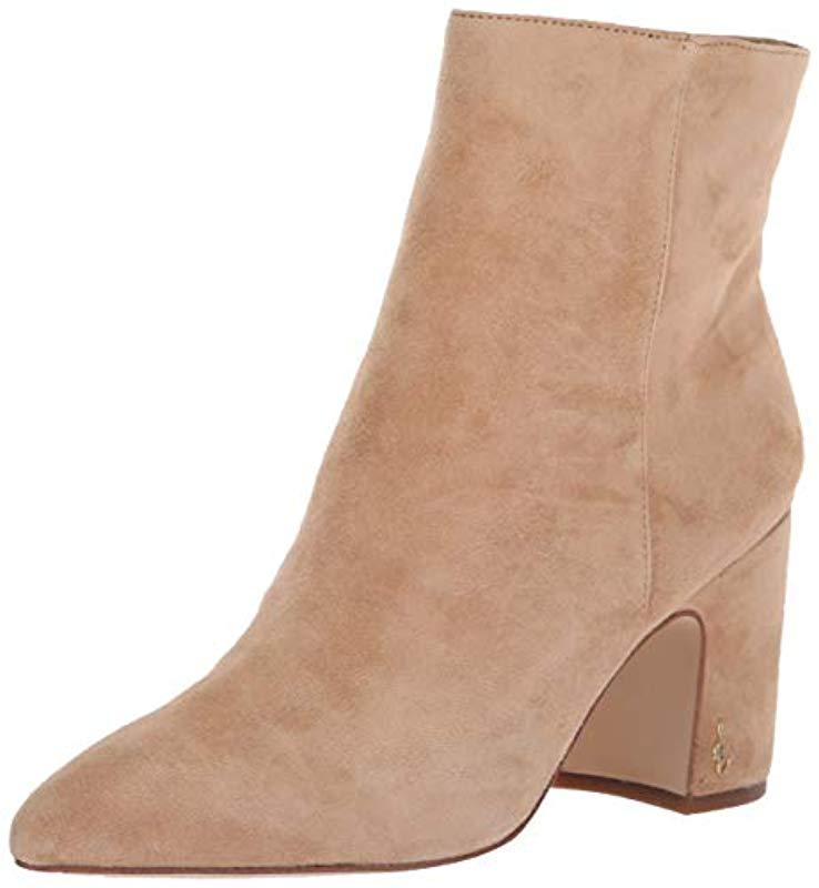 94a1418f1 Lyst - Sam Edelman Hilty Fashion Boot in Metallic