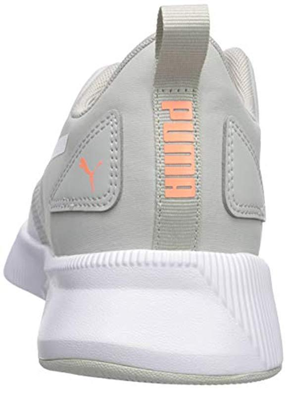 9ee0e6e5d04 PUMA - White Flyer Runner Sneaker for Men - Lyst. View fullscreen