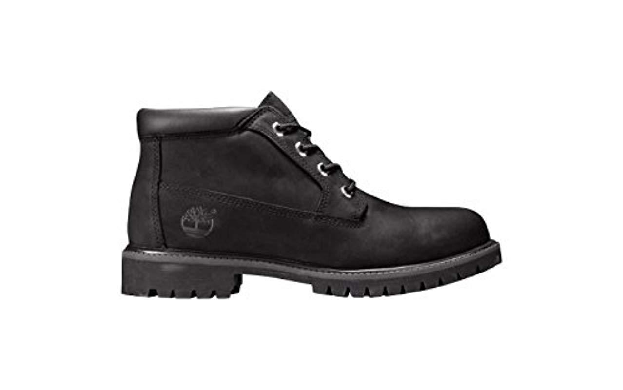 buy online 0036f a44de Newman Wp Black Men Chukka Premium Timberland Boot In Lyst For RIqfPwq