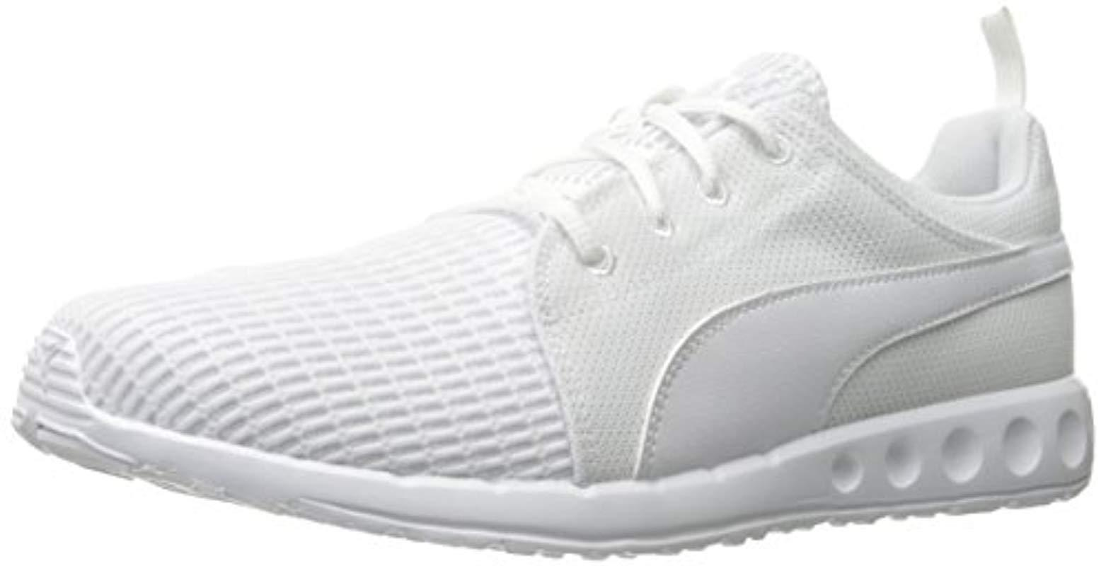 Lyst - PUMA Carson Dash Cross-trainer Shoe in White for Men 7e36e18de