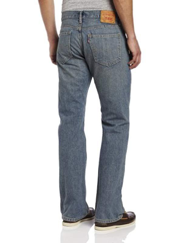 468950d32d7 Lyst - Levi's 527 Slim Bootcut Jean in Blue for Men - Save 17%