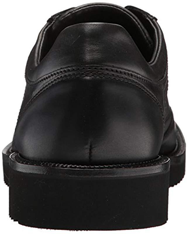 789b0a554cd10 Lyst - Mephisto Adriano Oxford in Black for Men - Save 40%