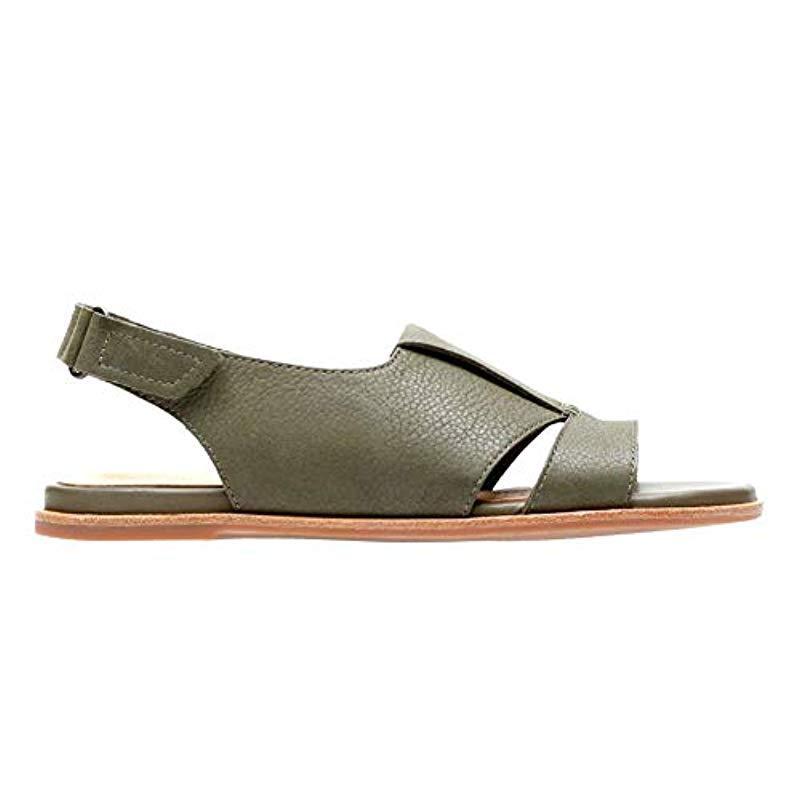 759cb948a8cb Lyst - Clarks Sultana Rayne Leather Sandal - Save 34%