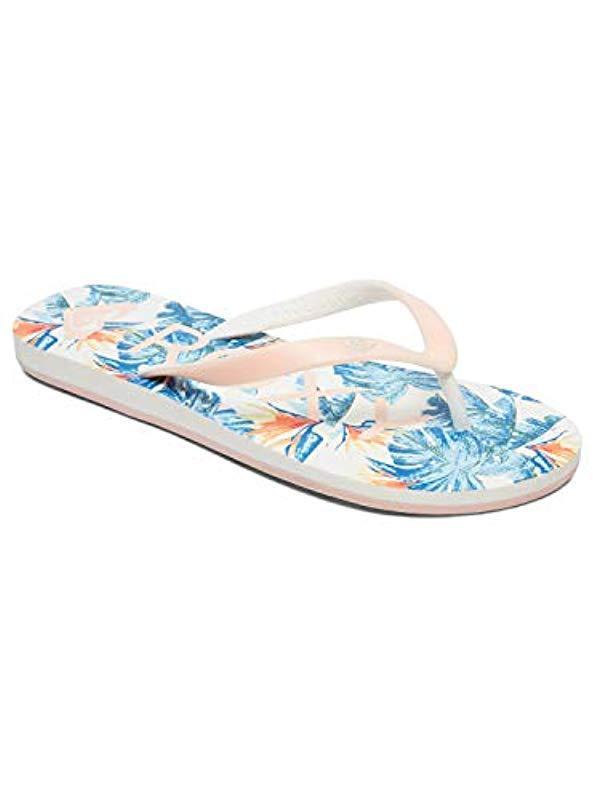 f7aee355595 Roxy. Women s Tahiti Flip Flop Sandal