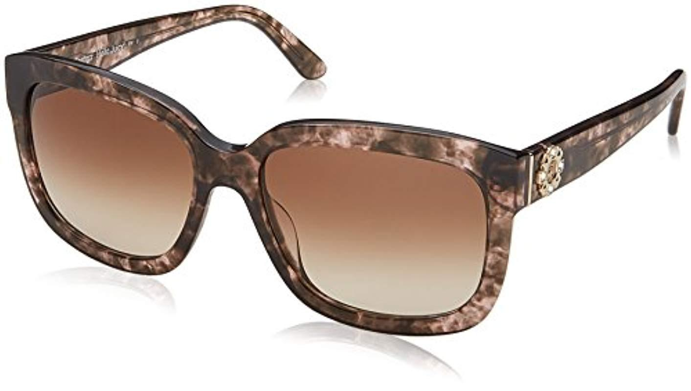 aba476b72c Lyst - Juicy Couture Juicy 588 s Sunglasses in Brown - Save 4%