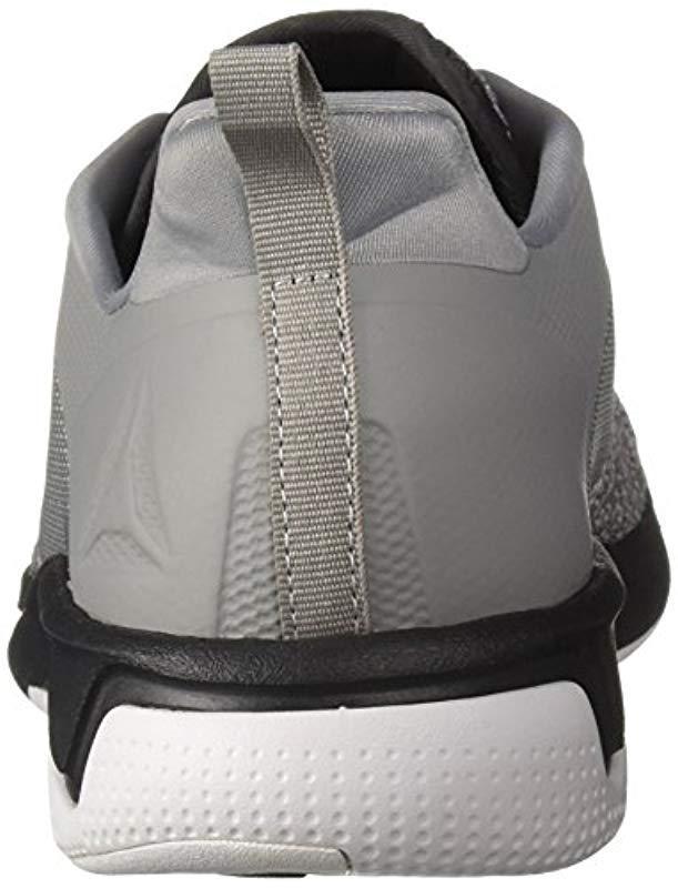 978173fc25d7f2 Lyst - Reebok Print Run 3.0 Shoe in Gray for Men