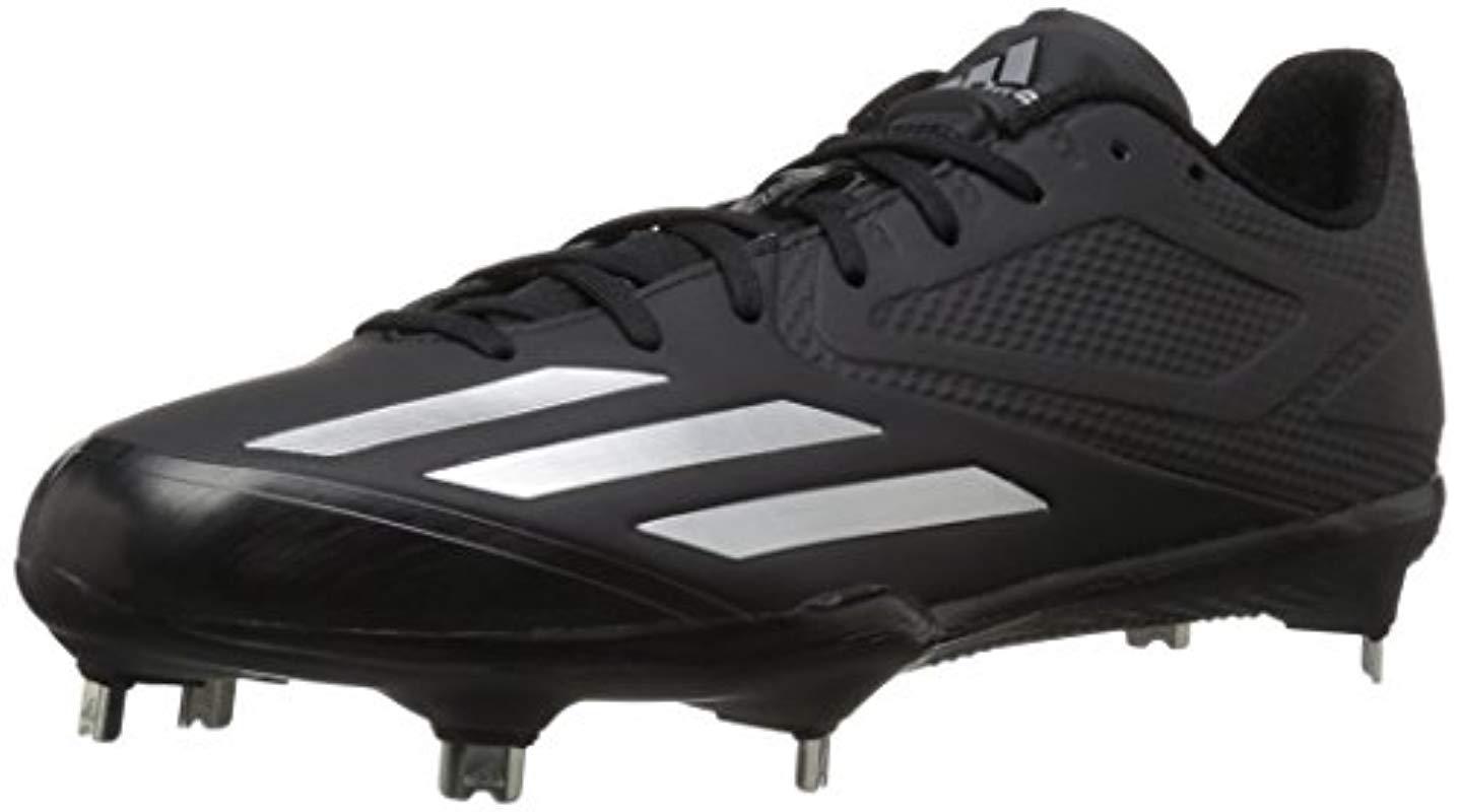 Lyst - Adidas Freak X Carbon Mid Baseball Shoe in Metallic for Men ... ede912ffc