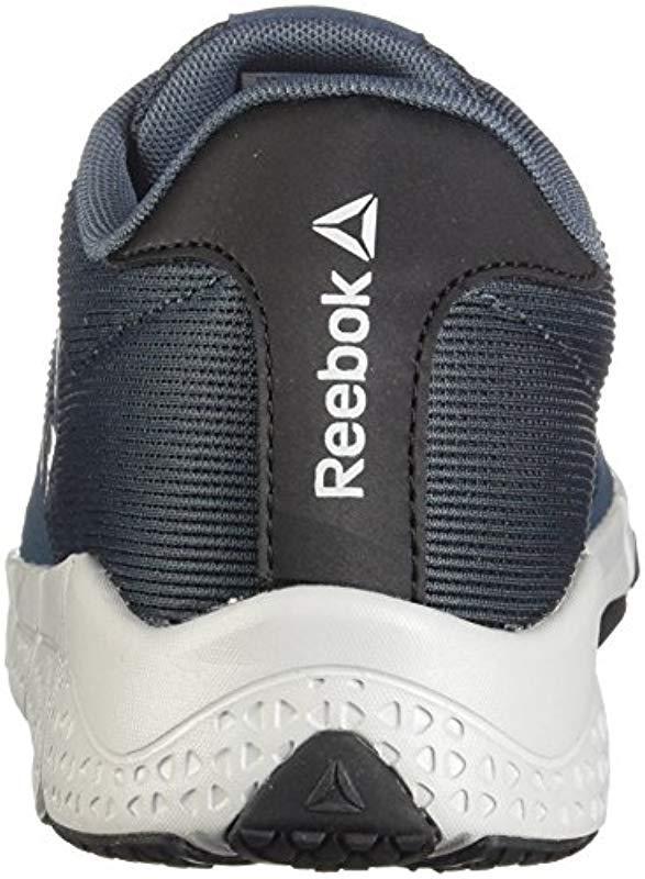 Reebok - Gray Trainflex 2.0 Sneaker for Men - Lyst. View fullscreen 9051a08a2
