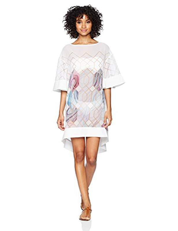 5d81553abc4fb Lyst - Ted Baker Alban in White - Save 13.63636363636364%