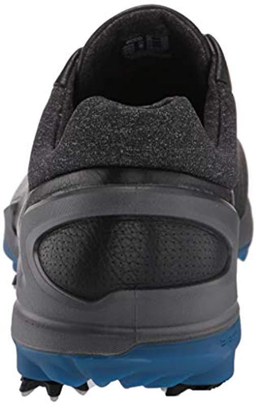 bac5e3d22 Ecco - Black Biom G3 Boa Gore-tex Golf Shoe for Men - Lyst. View fullscreen