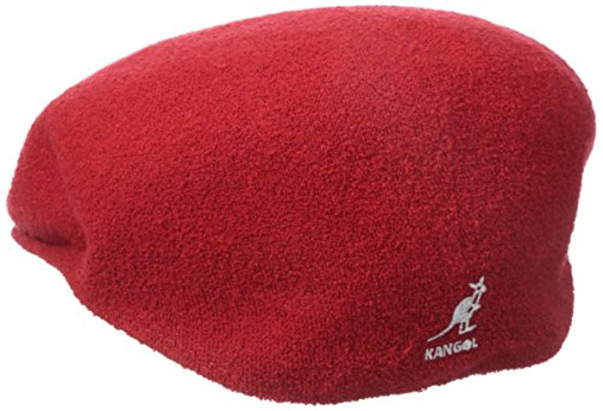1dcebbcc Lyst - Kangol Cap in Red for Men