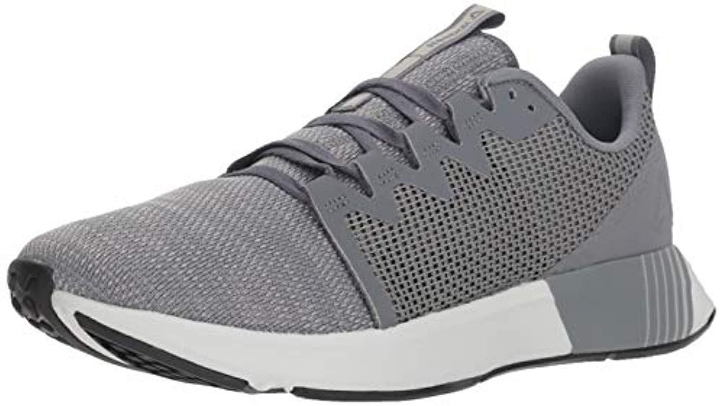 Lyst - Reebok Fusium Run Sneaker in Gray for Men ed56ce2c2