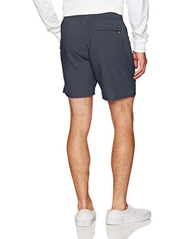 825cc385f1 Lyst - RVCA Yogger Short in Gray for Men - Save 17.5%