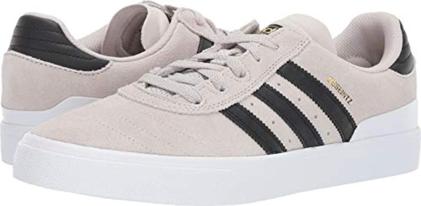 big sale 4c18c 222c8 adidas Originals. Men s White Busenitz Vulc Adv Fashion Sneaker