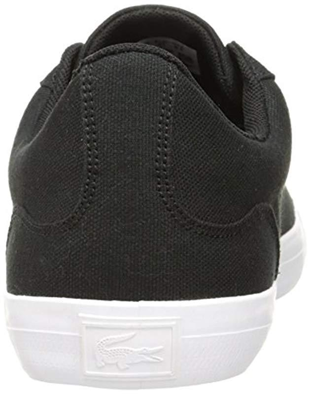033c188a0 Lyst - Lacoste Lerond Bl 2 (white) Men s Shoes in Black for Men - Save 6%