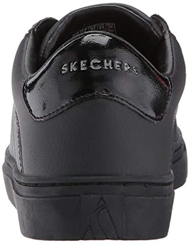 097488f8973c Lyst - Skechers Skecher Street Side Bling Street Fashion Sneaker in Black