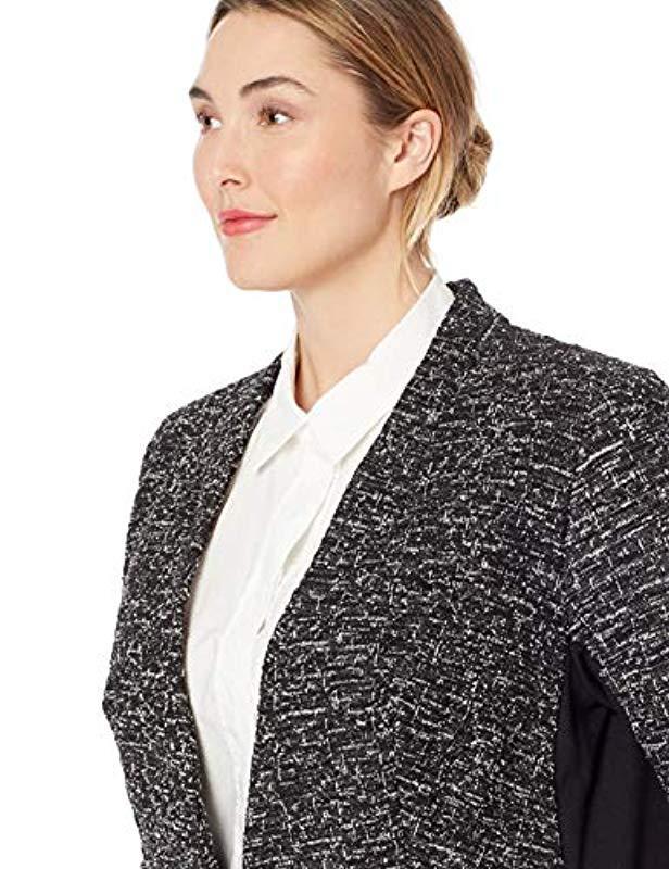 4ca7e074437 Lyst - RACHEL Rachel Roy Plus Size Frankie Jacket in Black