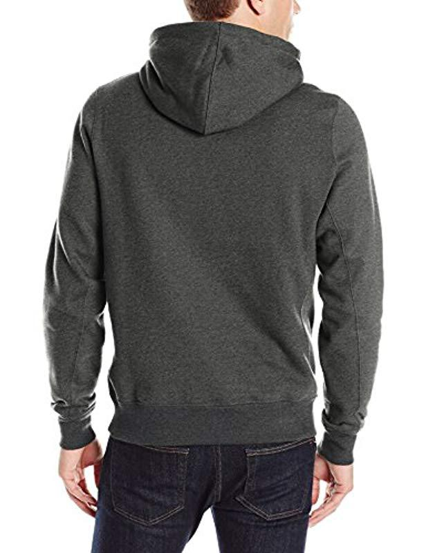 4a367200ad22 Lyst - Champion Life Super Fleece 2.0 Pullover Hoodie in Gray for Men