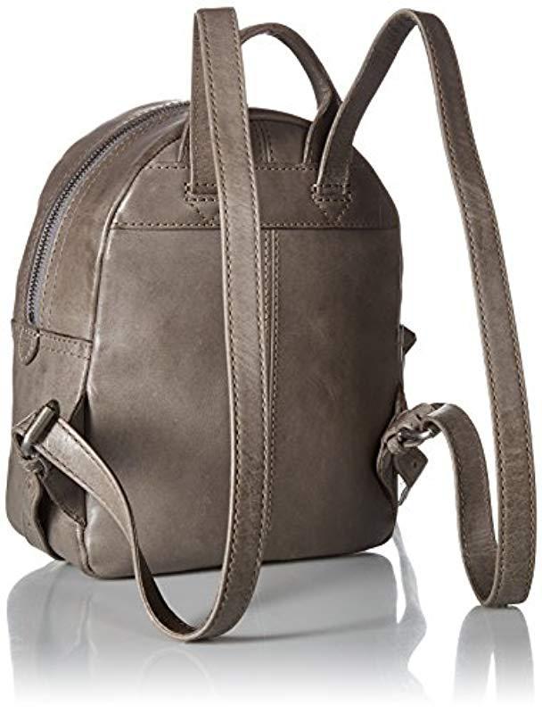 d53239fbd5 Lyst - Frye Melissa Mini Leather Backpack - Save 30%