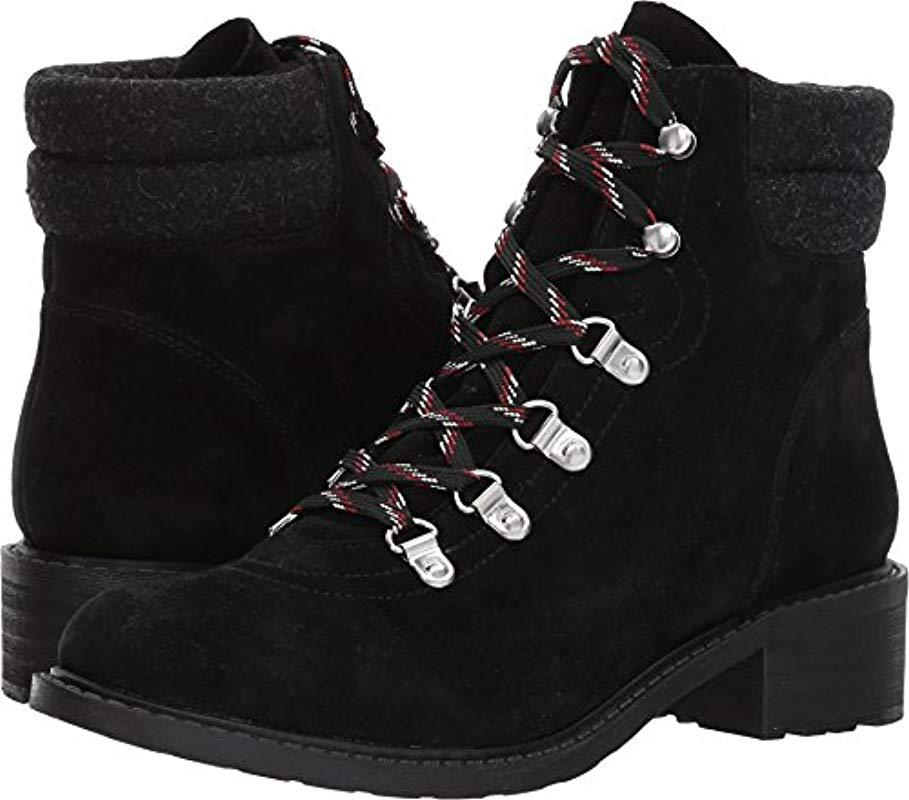 1fe9f4c1ef1b Lyst - Sam Edelman Darrah Fashion Boot in Black - Save 55%