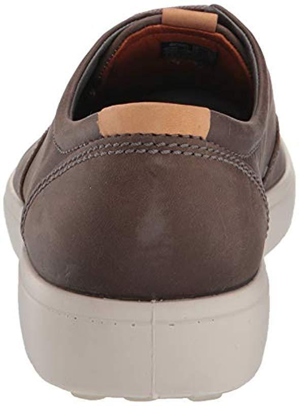 640b90e7e2f34 Ecco - Brown Soft 7 Cvo Sneaker for Men - Lyst. View fullscreen