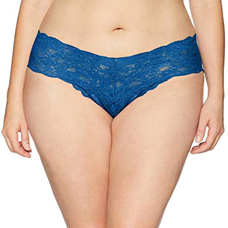 28ea01f22 Cosabella Plus Size Say Never Extended Hottie Lowrider Hotpant in ...